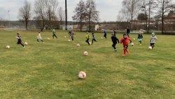 Trainingsstart F-Jugend